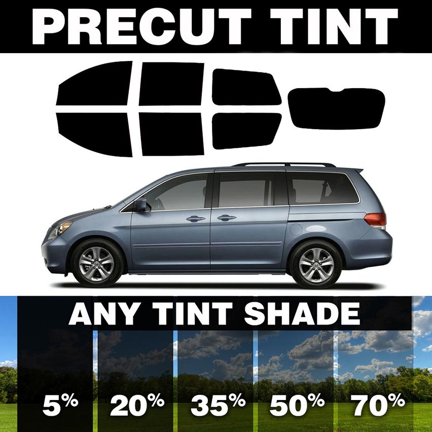 Front Window Film for Honda Odyssey 2005-2010 Glass Any Tint Shade PreCut