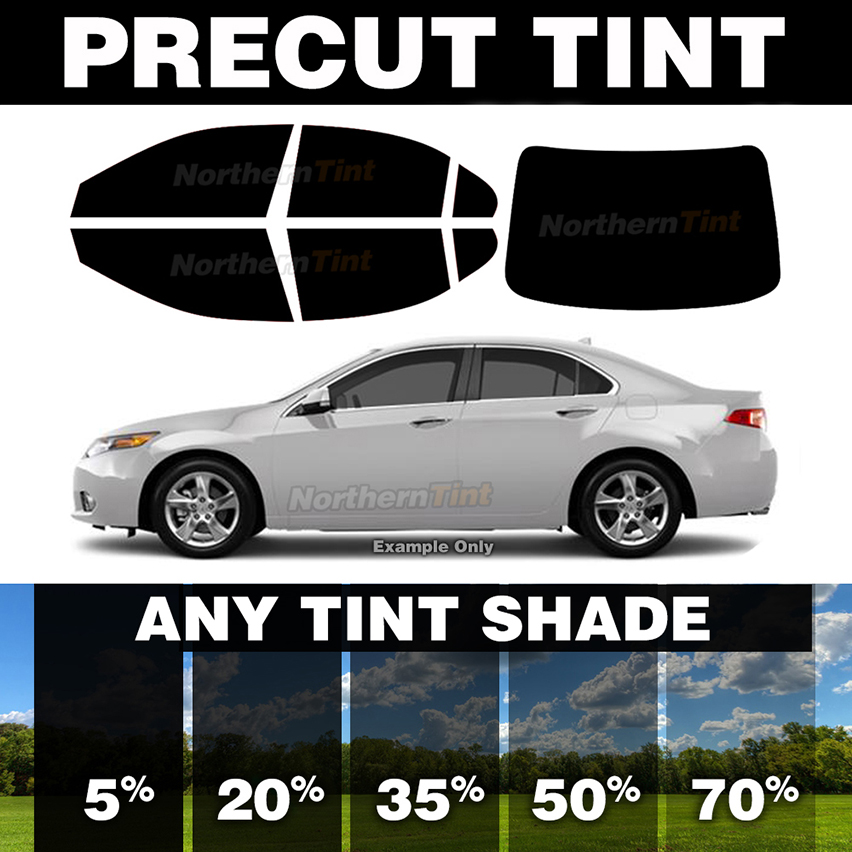 Precut All Window Film for Nissan Sentra 4dr 00-06 any Tint Shade
