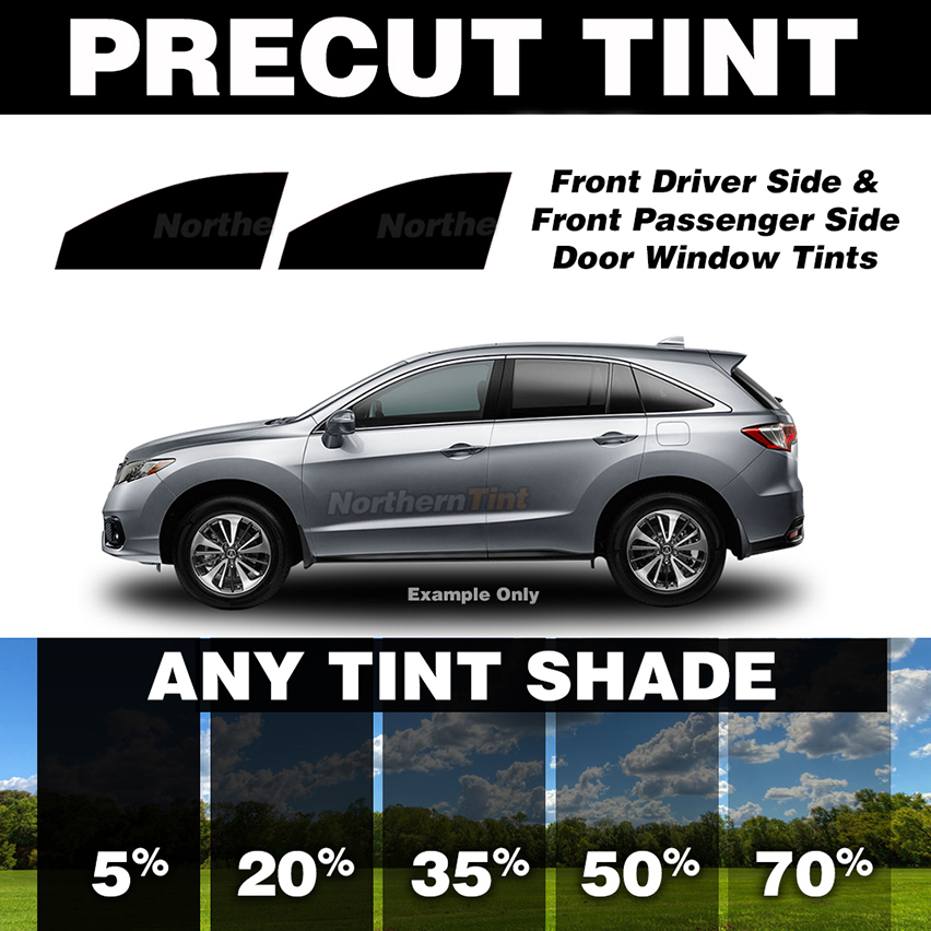 Precut Window Tint for Infiniti QX60 13-19 Front Doors Any Shade