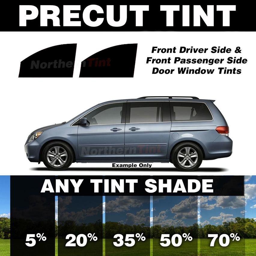 Black 20/% VLT Film Mazda MPV 00-06 PreCut Window Tint